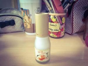 Skinfood Peach pore sake serum